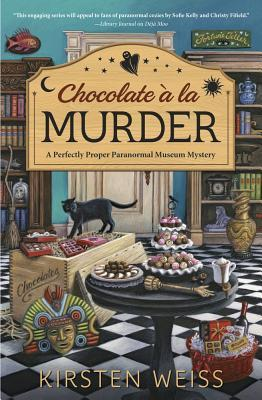Chocolate a la Murder Book Cover