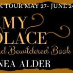 Character Interview: My Solace (Bewitched and Bewildered) by Alanea Alder ~ #Excerpt