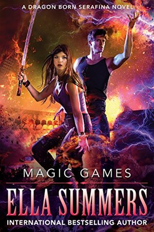 Magic Games Book Cover