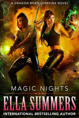 Magic Nights Book Cover