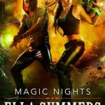 Review: Magic Nights (Dragon Born Serafina #3) by Ella Summers