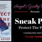 Sneak Peek: Protect the Prince (Crown of Shards) by Jennifer Estep ~ #Spotlight