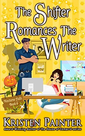 The Shifter Romances The Writer Book Cover