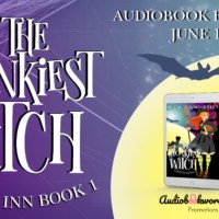 Audio Tour: The Wonkiest Witch (Wonky Inn #1) by Jeannie Wycherley ~ #Excerpt #BookTour