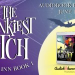 The Wonkiest Witch (Wonky Inn #1) by Jeannie Wycherle (Audiobook Tour) ~ #Excerpt