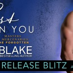 It's Release Day! Lost in You (Masters & Mercenaries: The Forgotten) by Lexi Blake