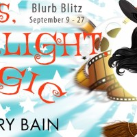 Movies, Moonlight & Magic (Manitoba Tea & Tarot Mysteries) by January Bain ~ #Giveaway #Excerpt #BookTour