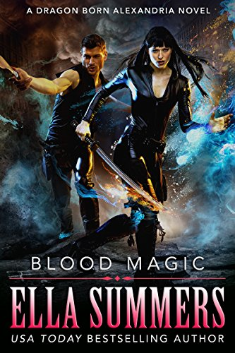 Blood Magic Book Cover