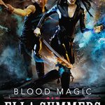 Review: Blood Magic (Dragon Born Alexandria #2) by Ella Summers