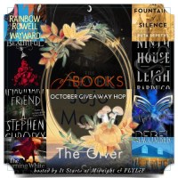 October Of Books Giveaway Hop ~ Oct. 1st - 31st