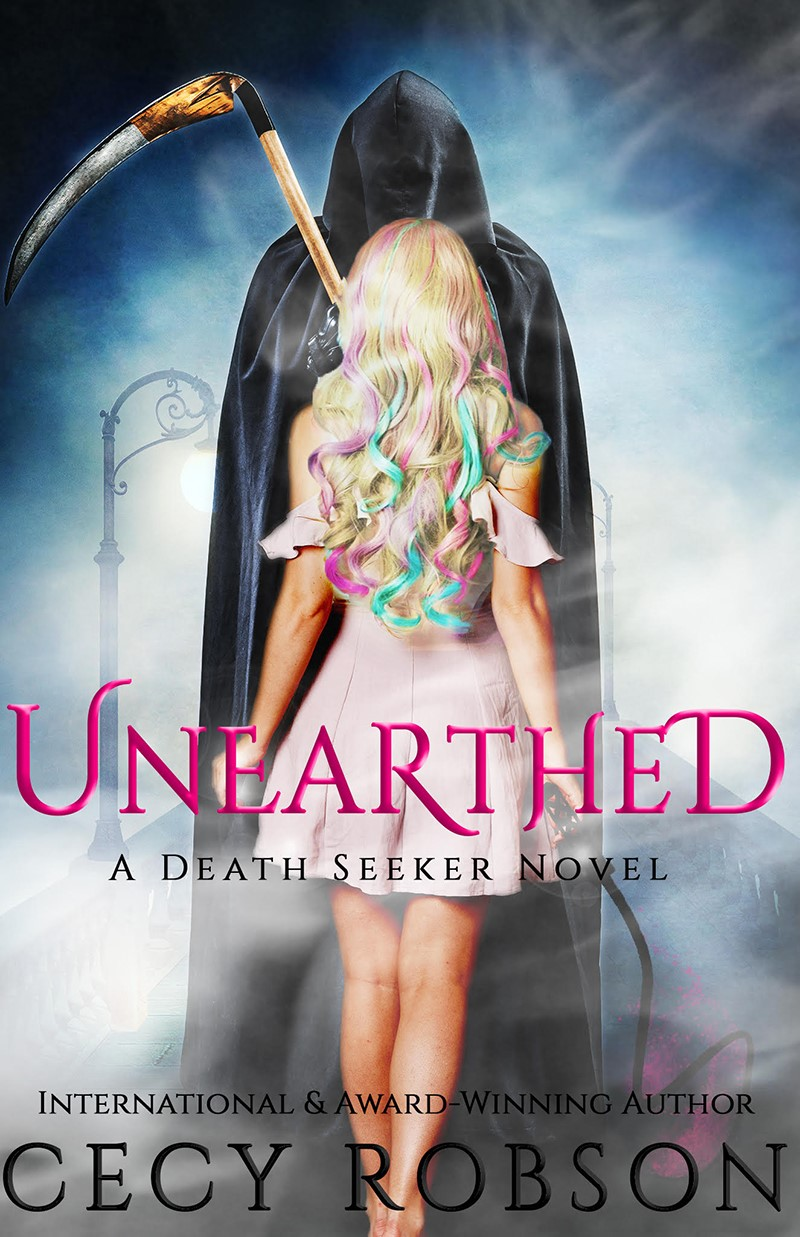 Unearthed Book Cover