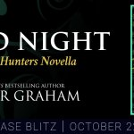 It's Release Day! Blood Night (1001 Dark Nights)(Krewe of Hunters) by Heather Graham