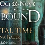 The Brutal Time (Angelbound Origins) by Christina Bauer ~ #Giveaway #Excerpt #YoungAdult