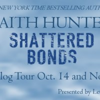 Shattered Bonds (Jane Yellowrock) by Faith Hunter ~ #Giveaway #Excerpt #BookTour