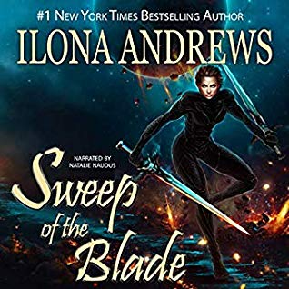 Sweep of the Blade Book Cover