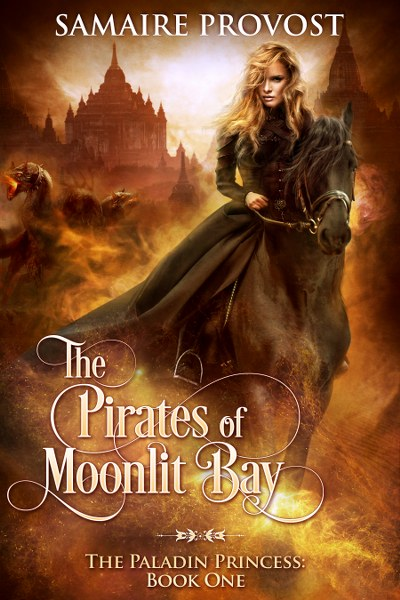 The Pirates of Moonlit Bay Book Cover