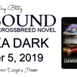 It's Release Day! Spellbound (Crossbreed) by Dannika Dark