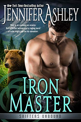 Iron Master Book Cover