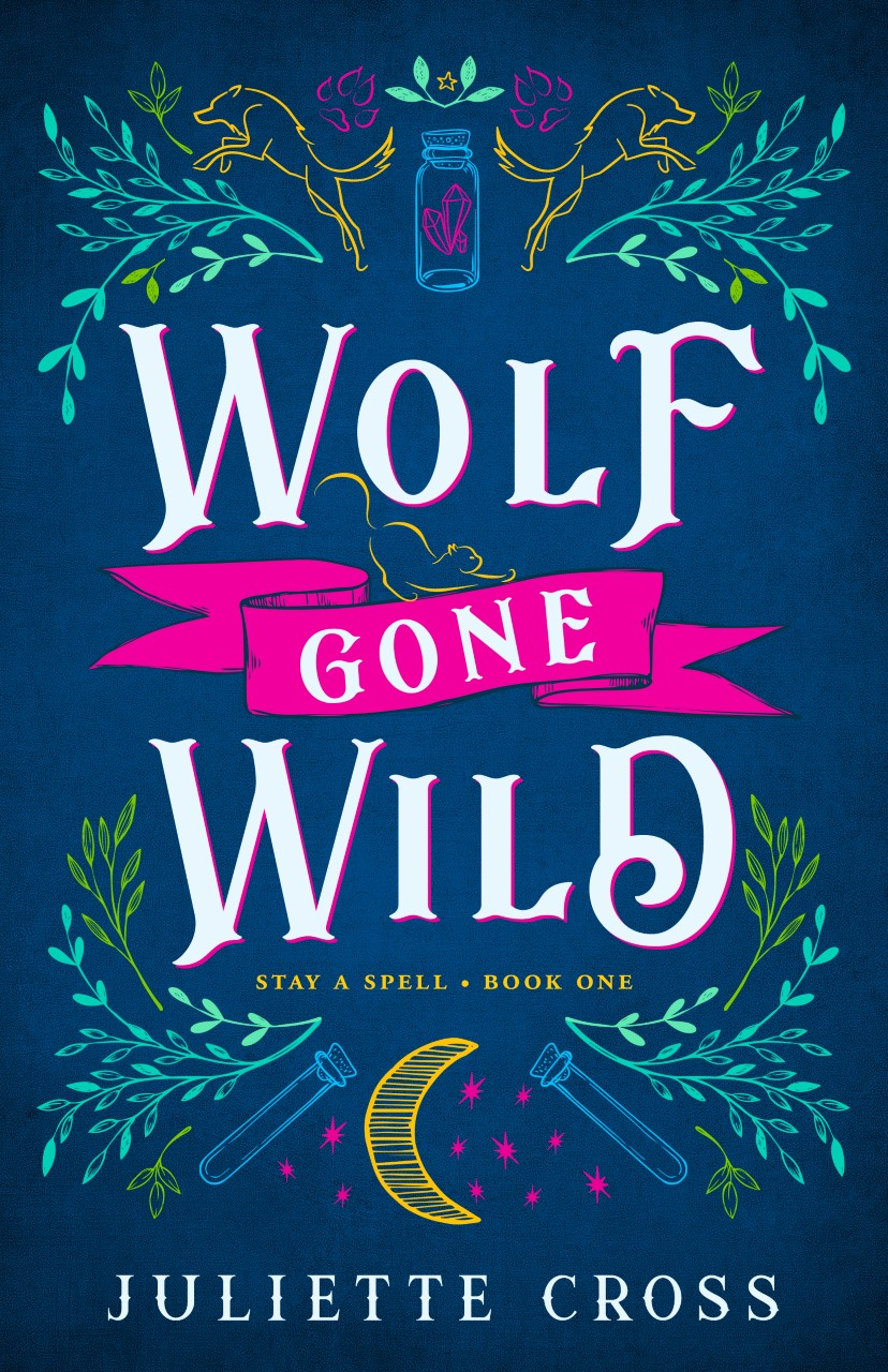 Wolf Gone Wild Book Cover