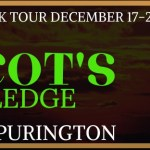 A Scot's Pledge (The MacLomain Series: End of an Era #1) by Sky Purington ~ #Excerpt #BookTour