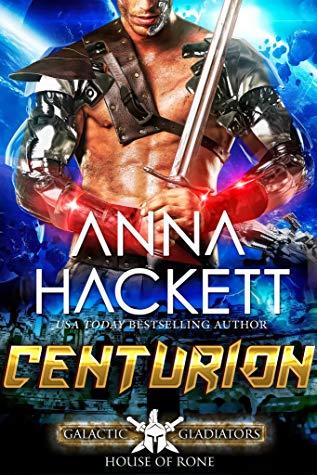 Centurion Book Cover