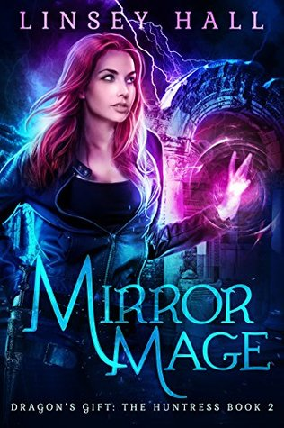Mirror Mage Book Cover