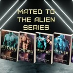 Mated To The Alien Series by Kate Rudolph ~ #BookTour