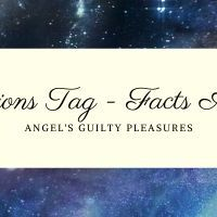25 Questions Tag - Facts About Me