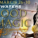 By Blood and Magic (The Dragon Portal) by Jamie A. Waters ~ #BookTour #Excerpt