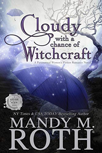 Cloudy with a Chance of Witchcraft Book Cover