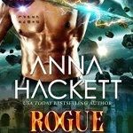 Review: Rogue: Information Rogue / Desert Rogue (Galactic Gladiators #8) by Anna Hackett
