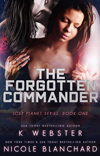 The Forgotten Commander Book Cover