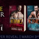 Cover Reveal & Re-Release: Vampire Warrior Kings Series by Laura Kaye
