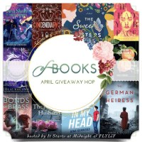 April Of Books Giveaway Hop ~ April 1st - 30th