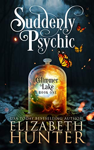 Suddenly Psychic Book Cover