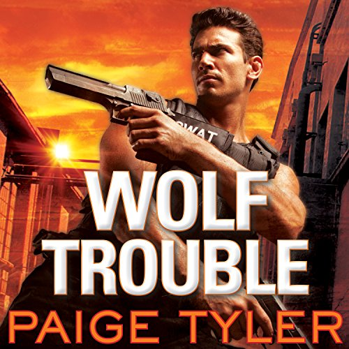 Wolf Trouble Book Cover