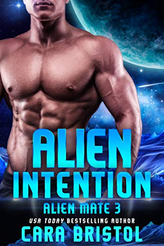 Alien Intention Book Cover