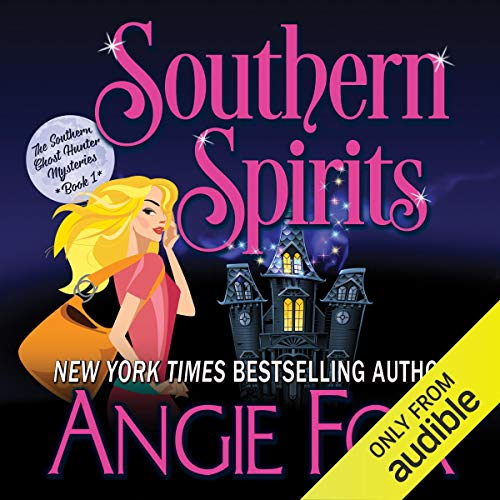 Southern Spirits Book Cover