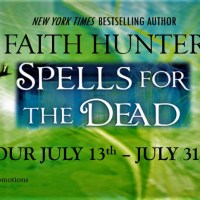 Spells for the Dead (Soulwood) by Faith Hunter ~ #BookTour #Excerpt #Giveaway
