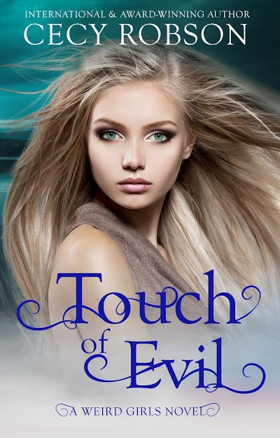 Touch of Evil Book Cover