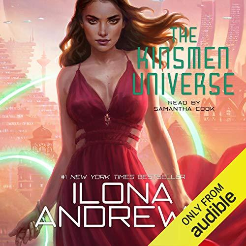 The Kinsmen Universe Book Cover