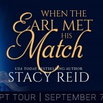 When the Earl Met His Match (Wedded by Scandal) by Stacy Reid ~ #Excerpt #BookTour