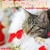 Super Stocking Stuffer Giveaway Hop ~ Nov. 10 - Dec. 1st
