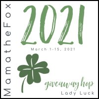 Lady Luck Giveaway Hop ~ March 1st - 15th