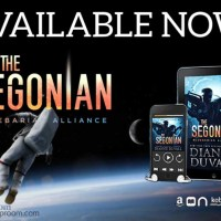 It's Release Day! The Segonian (Aldebarian Alliance) by Dianne Duvall ~ #BookTour #Giveaway