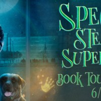 Spectacle Stealing Supernatural (Jas Bond) by Gretchen S.B. ~ #BookTour #Excerpt #Giveaway