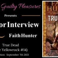 Interview: Faith Hunter (True Dead) ~ #BookTour #Excerpt #Giveaway