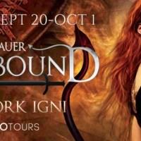 Clockwork Igni (Angelbound Origins) by Christina Bauer ~ #BookTour #Excerpt #Giveaway #YoungAdult
