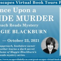 Once Upon a Seaside Murder (Beach Reads Mystery) by Maggie Blackburn ~ #BookTour #Giveaway