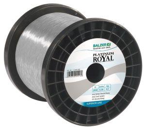 Balzer 50m 0,18mm 4,4kg Royal Platinum Monofile Schnur